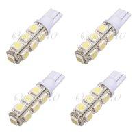 Wholesale 10pcs T10 W5W Wedge SMD LED White Car Auto Side Tail Turn Reverse Bulb Lamp