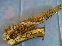 Wholesale Copy Henri tenor Alto Saxophone instruments Reference bronze