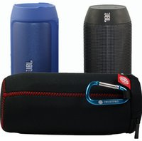 Wholesale Black Travel Carry Bag Pouch Case Cover For JBL Pulse JBL Charge JBL Filp II Bluetooth Speaker