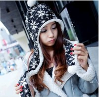 Wholesale Winter Wind protect Trapper Hat Women warm Rabbit Fur cap Russian Hat bomber caps for ladies winter hats