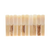 Wholesale High Quality Pieces Clarinet Reed Strength Reed Bamboo for Clarinet Accessories