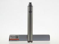 Cheap VISION SPINNER II 2 3.3V-4.8V 1600mAh battery ego twist Variable Voltage electronic cigarettes for CE4 CE5 atomizer protank Adjustable vapor