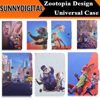 backing up movies - 7 inch Tablet PC Universal Cute Cartoon Movie Animal Case Zootopia Star Wars Snoopy Dog Design PU Leather Back Cover Folio Stand Up Shell