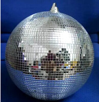 mirror ball disco ball - Specular Reflection Glass Ball Lights Mirror Disco Ball Magic Ball Stage Light Party KTV Room Lights