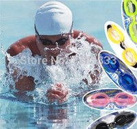 Wholesale Lowest Price FREE FEDEX set Swimming Swim Goggles Glasses For Water Swimming Goggles Colors