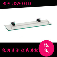 bathroom vanity stand - All copper metal shelving single bathroom vanity glass bathroom Stands factory direct