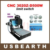 Wholesale CNC Router Z D milling lathe machine with W spindle and limit switch