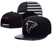 atlanta fitted caps - Atlanta Snapback Thousands Snap Back Hat For Men Summer Baseball Cap Falcon American Football Women Baseball Cap Mix Order