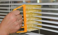 air conditioner clean - Microfibre Venetian Blind Brush Window Air Conditioner Duster Clean Cleaner Household Cleaning Tools FG09085
