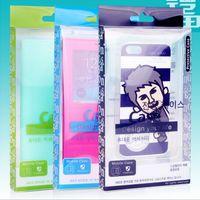 Wholesale Universal Plastic Transparent PVC Retail Package Pack Box for iPhone plus quot quot S S C SAMSUNG Galaxy S3 S4 S5 Note Case