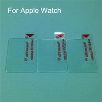 For Apple Watch bags watches - For Apple Watch mm Ultra Thin H Premium Tempered Glass Screen Protector Film Screen Protector Watch mm mm With Retail Bag MOQ100pcs