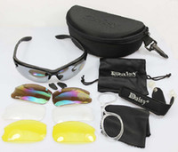 Wholesale Daisy C3 Desert Storm Sun Glasses Goggles Tactical eye Protective UV400 Glasses in retail box