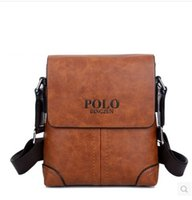 Wholesale 2015 New Fashion Famous Brand Men s Messenger Bags Genuine Leather Oxford Vintage Mens Handbag Man Travel Bag men fashion crossbody bags