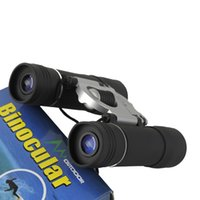 Wholesale Mini X30 Outdoor Camping Travel Optics Binocular Telescope Spotting Scope for Sports Hunting Hiking Concert