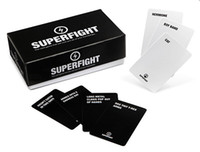 Wholesale Superfight Popuar Card Games Superfight Cards Card Core Deck Playing Cards Also Have Basic And Expansion Cards In Stock