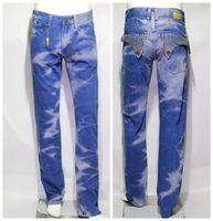 men color jeans - blue color robin jeans men straight denim pants mens robin jeans famous brand designer new robins jean with wings plus size42