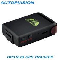 Cheap GSM GPRS GPS102B Vehicle Tracker Car Tracking Realtime Locator TK102B Pet GPS Tracker