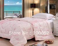 Wholesale cm Queen Silk quilt washable kg China Pure Silk