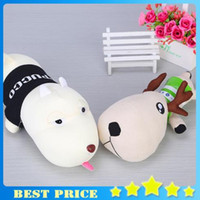 Wholesale 2014 Fashion Cartoon Odor Bamboo Charcoal Bag Cute Decoration Long Mouth Dog Adsorb Odor Adjust Humidity Car Air Fresher Cleaner