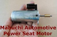 automobile axles - 10 W Mabuchi RZ BWA V Automobile Seat Adjustment Motor With Strong Magnetic High Torque And Long Axle Shaft