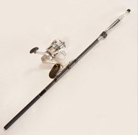 Carbon fishing equipment - High Quality Carbon Rock Fishing Rod Telescopic Fishing Rods Can Be Used for Freshwater And Saltwater Fishing Equipment