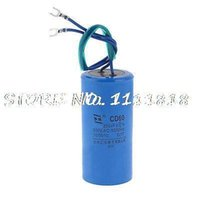 air conditioner motor capacitor - Plastic Shell Air Conditioner Motor Capacitor uF VAC CD60