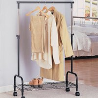 best plastic epoxy - Extendable Best Selling Single Rod Epoxy Metal Clothes Rack