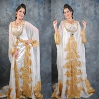 Cheap Sequins Kaftan Evening Prom Dresses Best Abaya Dubai Sexy Evening Dresses
