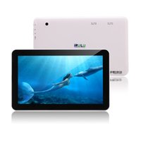Wholesale IRULU inch MTK8127 Google Android KitKat Tablet PC Quad Core Dual Camera Tablets GB GB Bluetooth Wifi quot Tablet