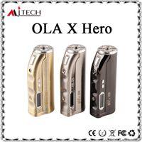 battery forever - Original MJtech OLA X Hero Box Mod w Battery Mod mah w VV VW Box Mod Ego Thread VS Istick w Forever w Box Mod