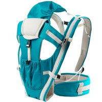 best baby carriages - Best Organic Cotton Baby Carrier With Belt Adjustable Newborn Baby Sling Portable Multifunctional kid Carriage Baby Sling