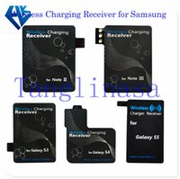 Wholesale Portable Qi Wireless Charging Module Receiver for Samsung Galaxy S5 S4 S3 N2 N3