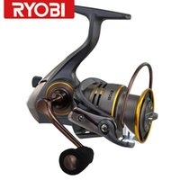 Front Drag Spinning Reel carp fishing reels - RYOBI fishing reel SLAM BB hot sell fishing tackle carp fishing reel