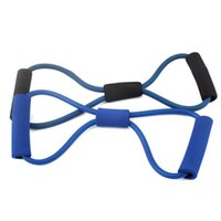 Wholesale Resistance Bands Tube Workout Exercise Practical for Yoga Type