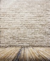 Wholesale Thin Vinyl Photography Backdrop wallpaper Wood Floordrop Custom Photo Prop backdrop backgrounds ftX7ft CM