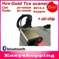 Cheap 2013.03 version+keygen TCS CDP OKI (M6636B OKI Chip)+bluetooth function for TCS SCANNER PRO PLUS with Full Translate Language