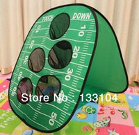 Wholesale 2013 New Kids SHOT BALL Toy Tents Two balls for free Portable Indoor Outdoor Good Quality Baby Children s favorite play gift