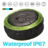 audio ratings - 4 Bluetooth speaker best waterproof rating IP67 outdoor wireless mini portable speaker speaker speaker iphone Samsung NFC