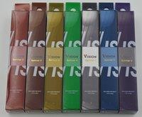 Wholesale popular Vision Spinner mAh Ego twist V vision spinner II variable voltage battery for Electronic cigarette ego atomizer DHL