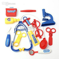 baby medical kit - Kid s Doctor Nurse Medical Carry Case Box Role Play Set Baby Kit Educational Toy