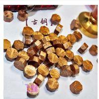Wholesale New Creative vintage DIY multicolor sealing wax in bulk granule wax stamp granule wax stamp single