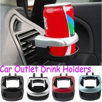 Wholesale Folding Car Cup Holder Car Outlet Drink Holder Multifunctional Drink Holders Auto Supplies Car Vehicle Bottle Cup Holders Stand