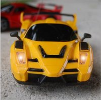 best gas brand - Best Price cm Channel ch Electronic Electric Remote Control RC Brand Car Racing Cars Model Kids Baby Children vs gas