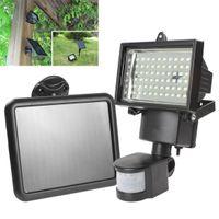 outdoor led security light - Solar Flood light Security Garden Light PIR Motion led flood Sensor lamp LEDs Path Wall Lamps Outdoor Emergency Lamp LEG_845