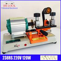 key duplicating machine - 100 original Defu key cutting duplicated machine RS v w Horizontal key cutting machine locksmith tools