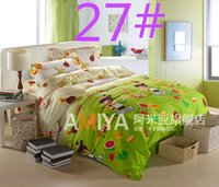 Wholesale 031027 NEWLY bedding set luxury Duvet Cover set Bed sheet bedclothes Pillowcase King Queen Full Twin drop shipping