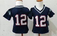 toddler jerseys - New Toddler Football Jerseys Jersey Blue Color Size T T Stitched Mix Match Order Football JERSEYS