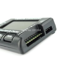 Wholesale RC CellMeter Digital Battery Capacity Checker For LiPo LiFe Li ion Nicd NiMH