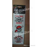 bad bones - Pirate Temporary Tattoos Body Art DIY Cartoon For Children Name your Poison Bad to the Bone Factory DHL