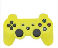 Wholesale Wireless Bluetooth Game Controller Gamepad for PlayStation PS3 Game Controller Joystick for Android Video Games